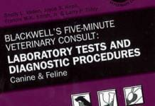 blackwell's five-minute veterinary consult laboratory tests and diagnostic procedures PDF