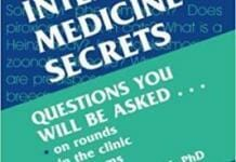 Feline Internal Medicine Secrets PDF